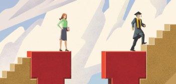 gender issues in academics