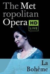 La Boheme Live in HD Metropolitan Opera