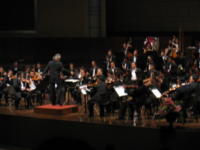 Nusantara Symphony Orch & Hikotaro Yazaki