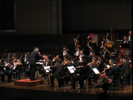 Nusantara Symphony Orch & Hikotaro Yazaki 2