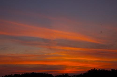 dusk-sky