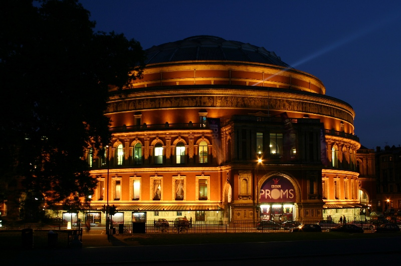 Architecture for music royal albert hall a musical for Door 12 royal albert hall