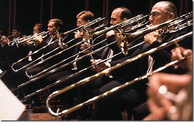 nyphil trombones