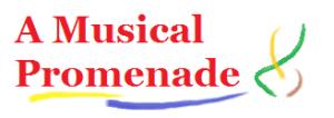 A Musical Promenade Logo