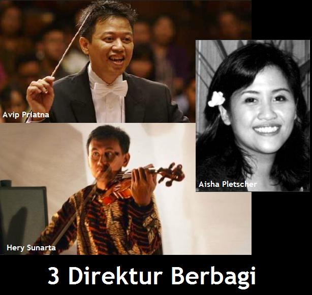 3 Direktur Berbagi