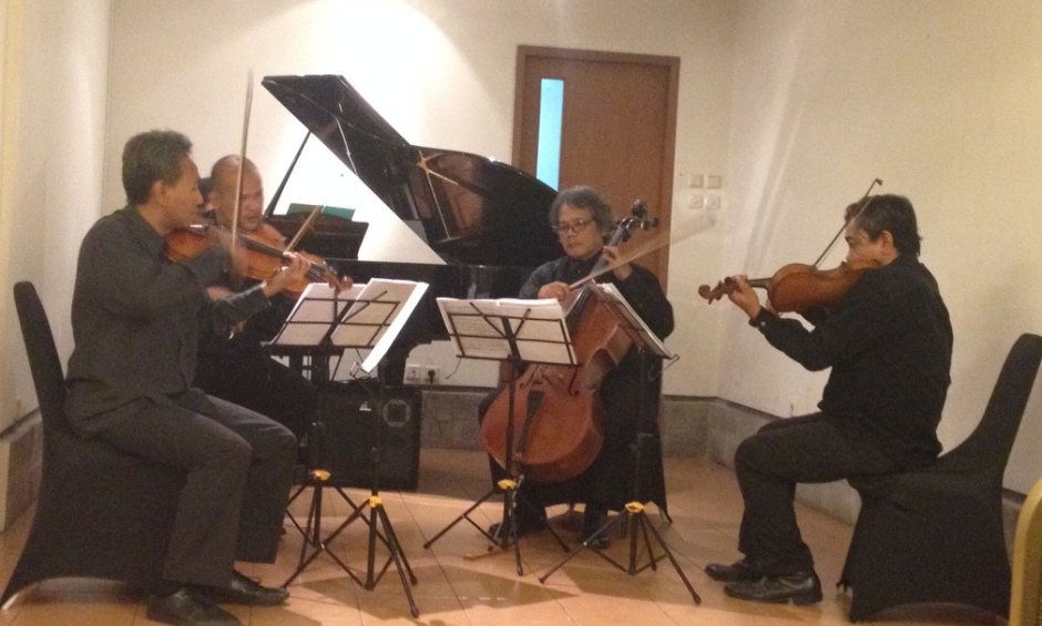 Pro Art String Quartet Jakarta