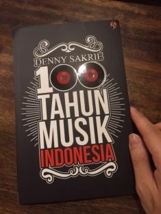 Denny Sakrie 100 Tahun Musik Indonesia