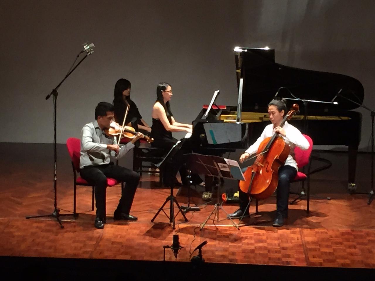 Debut Jakarta Setelah Valencia A Musical Promenade