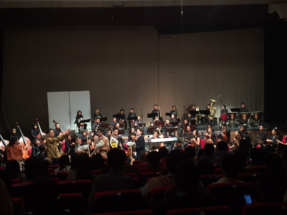 Indonesia Youth Symphony Orchestra