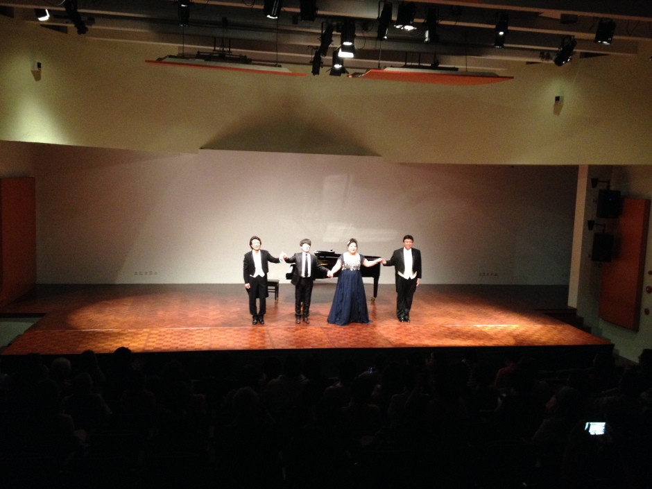 Concert of Korean Singers