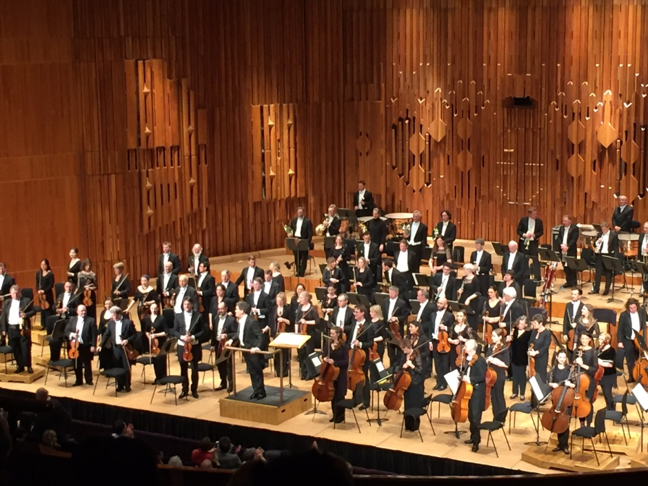 London Symphony Alan Gilbert 1