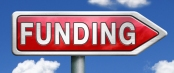 funding fund raising for charity money donation for non profit organization road sign arrow