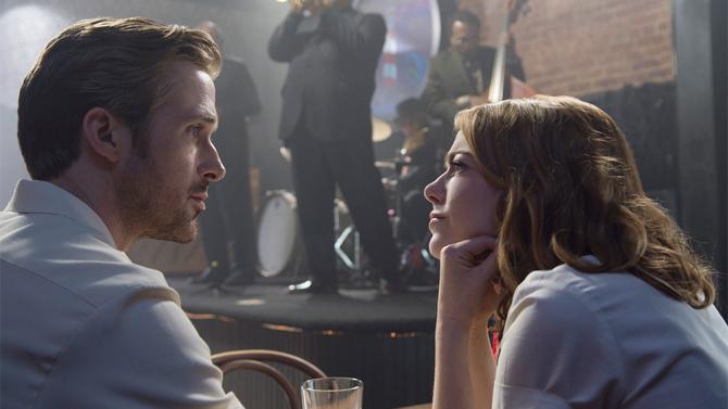 Ryan Gosling dan Emma Stone