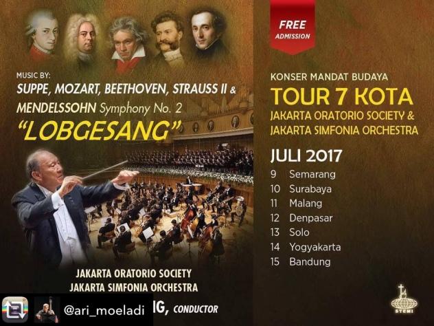 Hasil gambar untuk jakarta juli konser 2017