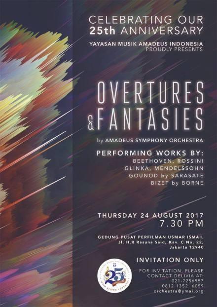 Amadeus Overtures Fantasies